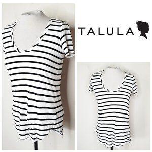 ARITZIA TALULA French Marina Striped T-Shirt
